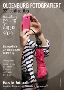 """Ausstellungsplakat zu """"Oldenburg fotografiert"""""""